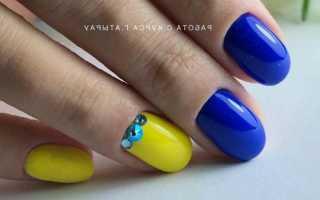 Фотографии маникюра на короткие ногти