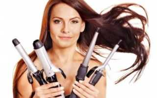 Как накрутить локоны плойкой на длинные волосы