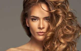 Карамельный каштановый цвет волос