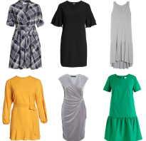 Какие платья подходят для полных