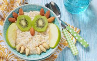Оформление детских блюд на каждый день