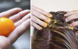 Как отмыть волосы от масла
