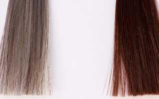 Как вернуть натуральный цвет волос