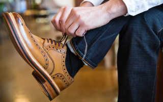 Какую обувь надеть под джинсы