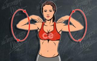 Как выделить ключицы упражнения