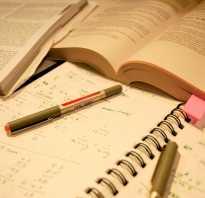 Как подготовиться к экзаменам за неделю