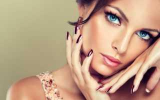 Красивый макияж лица