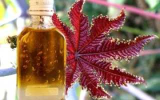 Очищение кишечника касторовым маслом отзывы