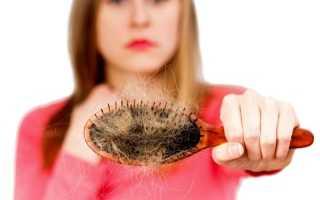 Через сколько после стресса выпадают волосы