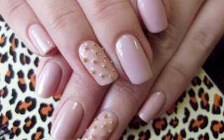Акриловые ногти технология