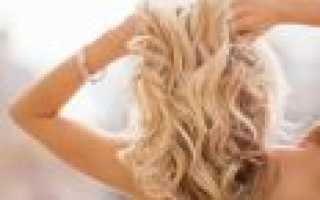 Блонд оттенки волос палитра
