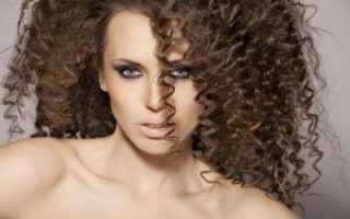 Химия для тонких и редких волос