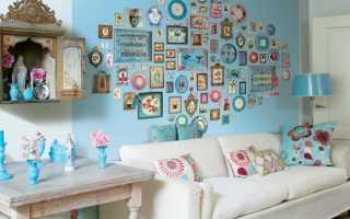 Украшение для стены в комнате
