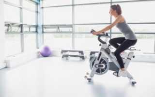Сколько нужно крутить велотренажер чтобы похудеть