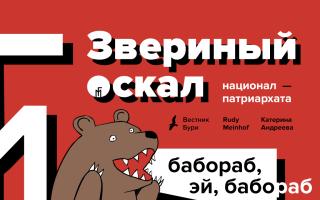 Гордые лица русского патриархата