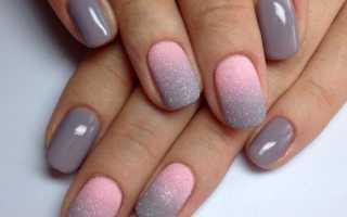 Не нарощенные ногти