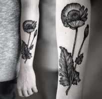 Красивые татуировки для девушек на руке фото