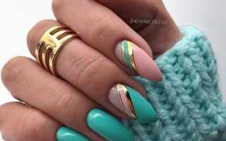 Новые тенденции в маникюре и дизайне ногтей