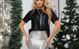 Идеи платьев на новый год