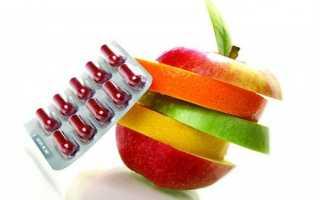 Витамины для восстановления ногтей