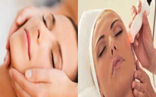 Микротоки или массаж лица что лучше