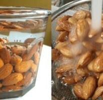 Нужно ли мыть очищенные орехи