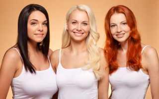 Почему у людей разный цвет волос