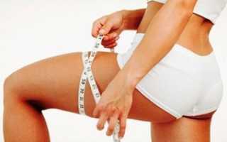 Жиросжигающие упражнения для ног