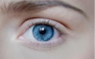 Как увеличить глаз с помощью макияжа
