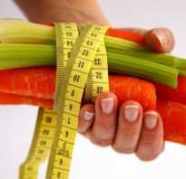 Несложная диета для похудения