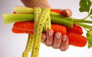 Самая простая диета для быстрого похудения