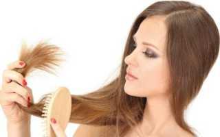 Очень сухие концы волос что делать