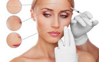 Салонные процедуры для лица после 30