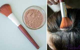 Как подсушить жирные волосы