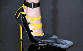 Самая уродливая обувь