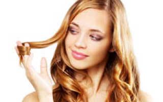Маска для волос перед окрашиванием