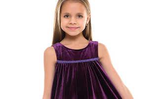Детское платье фото