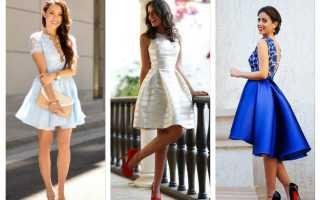 Белые коктейльные платья фото