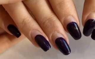 Как замаскировать отросшие ногти
