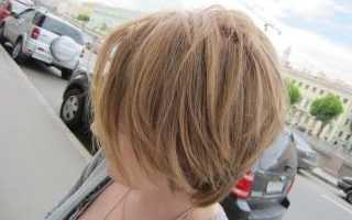 Выгоревшие на солнце волосы