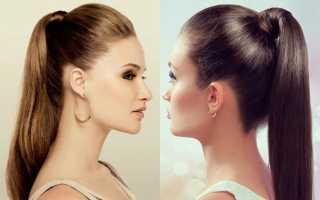 Как завязать волосы без резинки