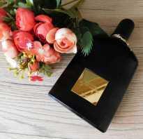 Черная орхидея парфюм отзывы