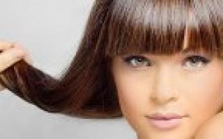 Какие витамины пить чтобы не выпадали волосы