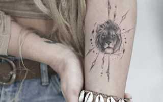 Необычные эскизы татуировок
