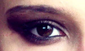 Орнелла мути макияж глаз