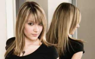 Видео стрижек женских на средние волосы