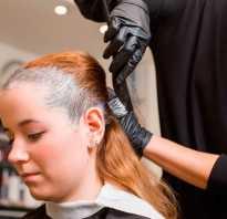 Краска для осветления волос без аммиака