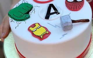 Украшение торта для девочки 12 лет