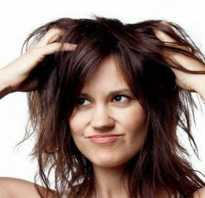 Почему чешется голова после окрашивания волос