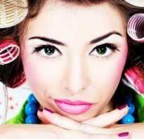 Красивые локоны на средние волосы фото